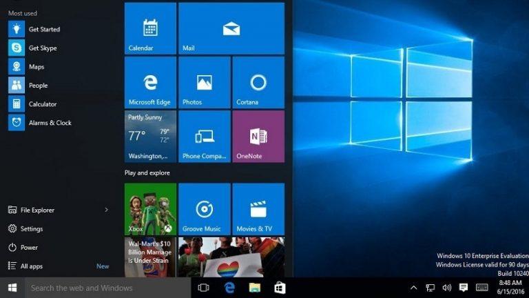 Как попробовать Windows 10 бесплатно в течение 90 дней