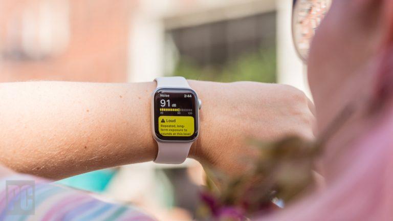 Как защитить слух с помощью приложения Apple Watch Noise
