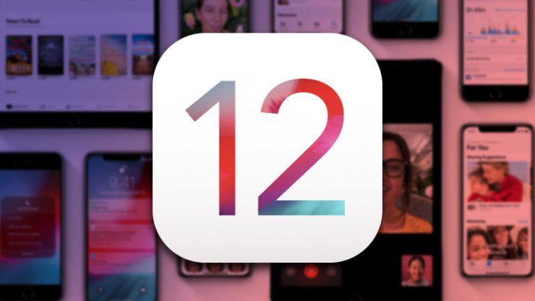 Как получить iOS 12