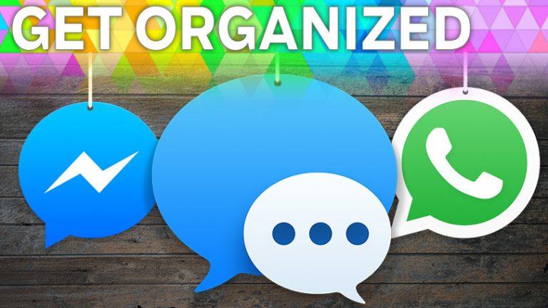 Организуйтесь: все, что вам нужно знать о сообщениях в iOS 10