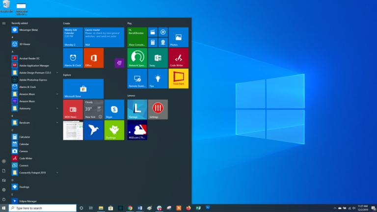 Как сделать Windows 10 более похожей на Windows 7