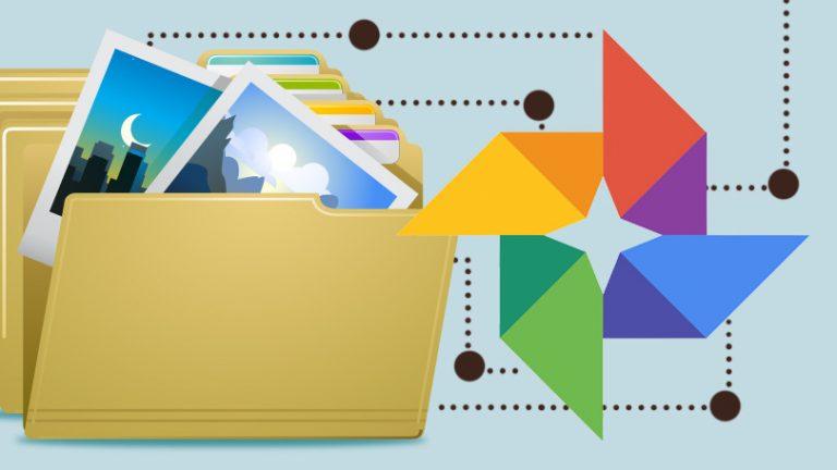 Как организовать изображения в Google Фото