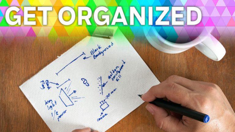 Будьте организованы: как организовать свои письменные заметки