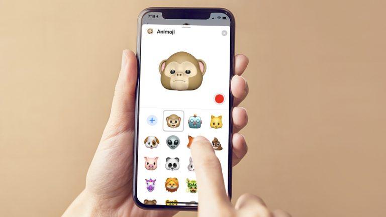 Как создать Memoji на iPhone X в iOS 12