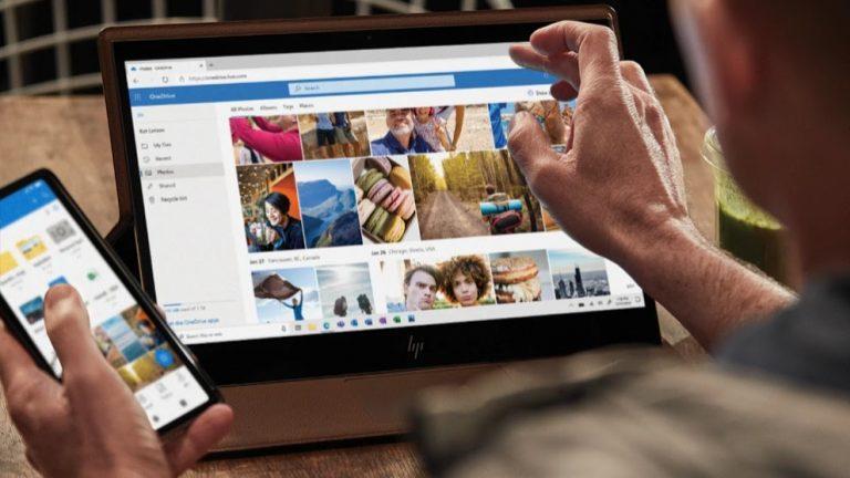 Как использовать Microsoft OneDrive для получения файлов на другом ПК