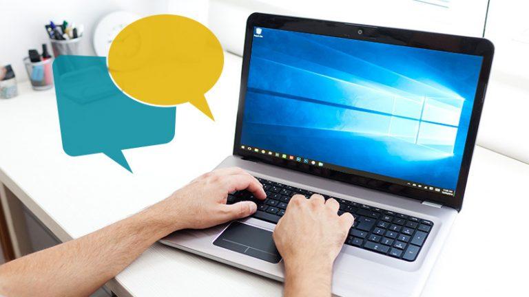 Как использовать распознавание речи и диктовать текст в Windows 10