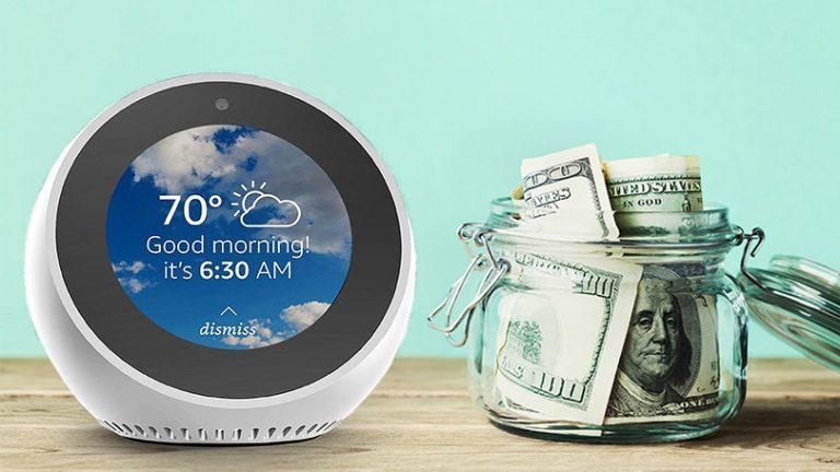 Как управлять своими деньгами с Amazon Alexa