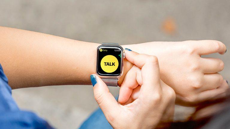 Как использовать приложение Walkie-Talkie на Apple Watch