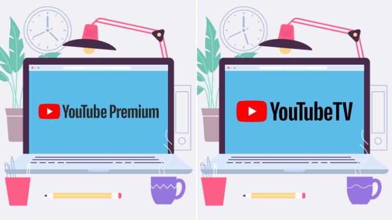 YouTube Premium и YouTube TV: в чем разница?