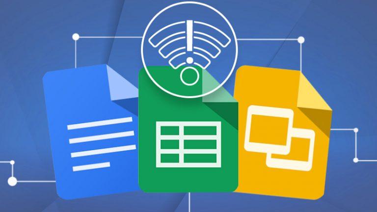 Как настроить и использовать Google Документы офлайн