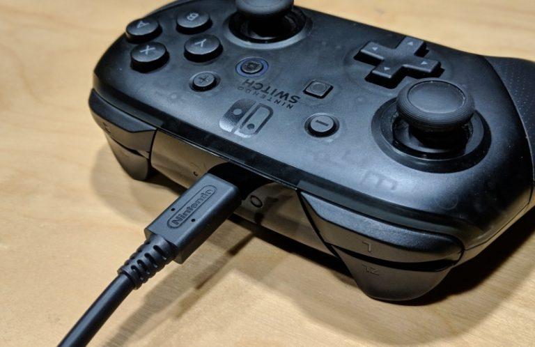 Как подключить контроллер Nintendo Switch Pro к ПК