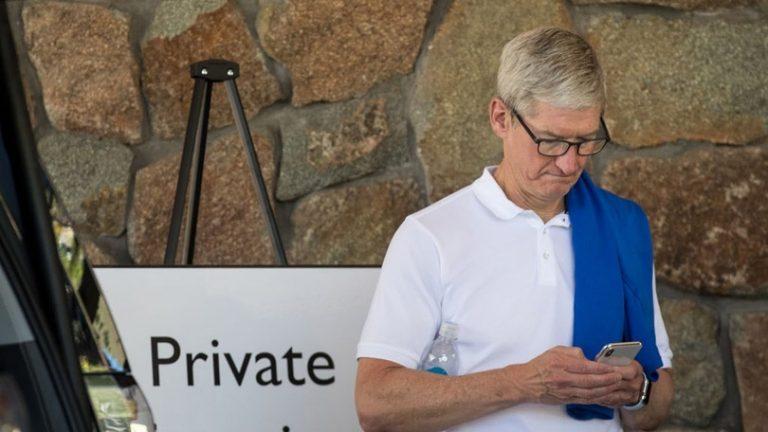 Как загрузить ваши личные данные из Apple