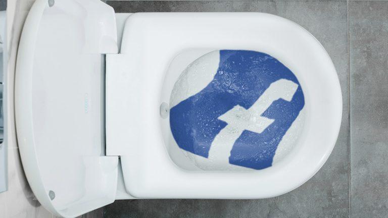 Как удалить свою учетную запись Facebook