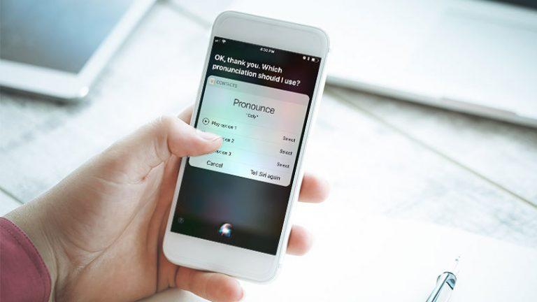 Как научить Siri произносить имена, выучить псевдонимы