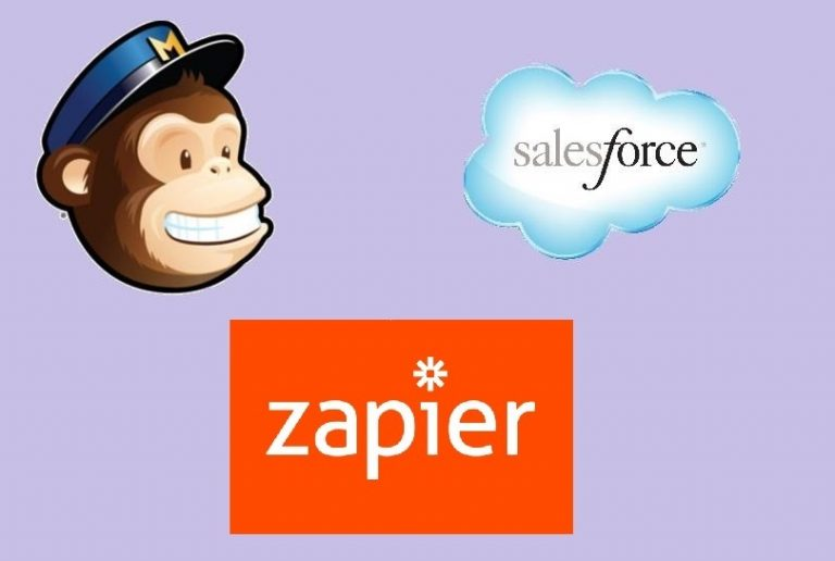 Как создать автоматизацию Salesforce-MailChimp с помощью Zapier