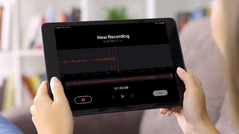 Как создавать голосовые заметки на iPhone, iPad или Apple Watch