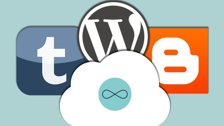 Будьте организованы: сделайте резервную копию своего блога