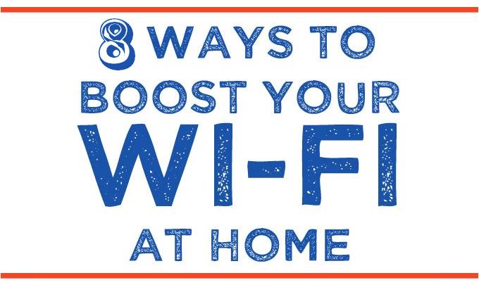 8 быстрых приемов увеличения скорости Wi-Fi