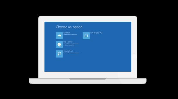 4 способа получить доступ к расширенным параметрам запуска в Windows 10
