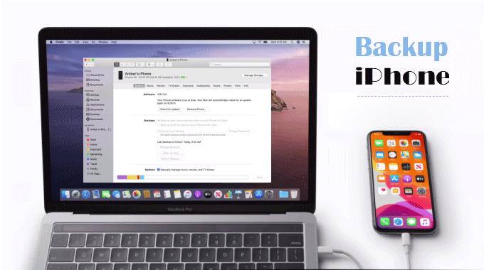 Как сделать резервную копию iPhone без iTunes или iCloud Free