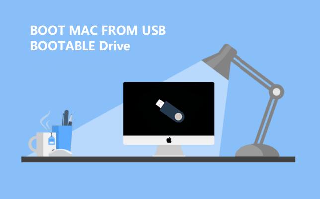 Как загрузить Mac с USB-накопителя?  Исправить Mac не загружается с USB-накопителя