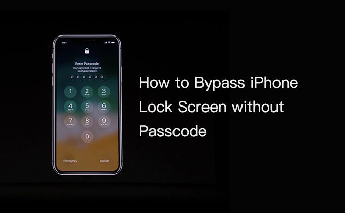 Как обойти экран блокировки iPhone без пароля