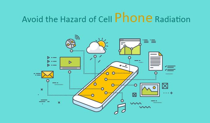 Как избежать опасности излучения сотового телефона