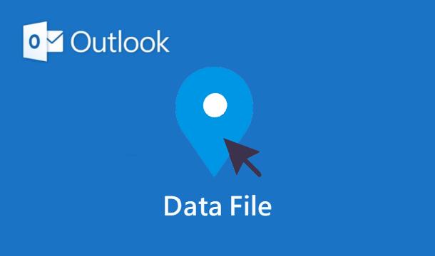 Как изменить расположение файла данных (.PST / .OST) в Outlook 2016