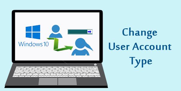 4 метода изменения типа учетной записи пользователя в Windows 10