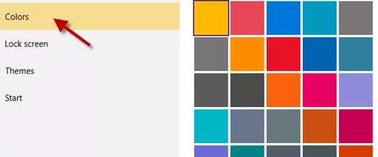 Как изменить заголовок окна и цвет границы в Windows 10
