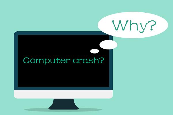 Узнайте, как компьютер внезапно выходит из строя