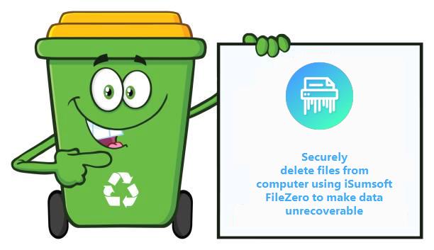 Как удалить файлы с жесткого диска навсегда