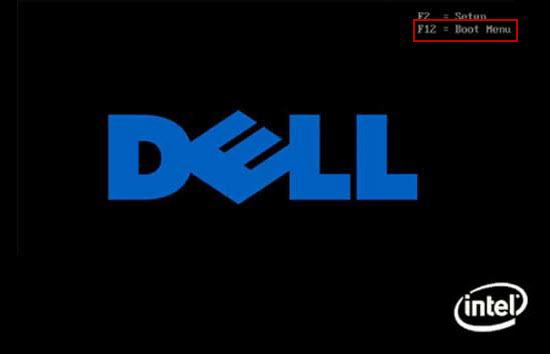 Как загрузить (Dell) Windows 10 с внешнего жесткого диска (SSD или USB)