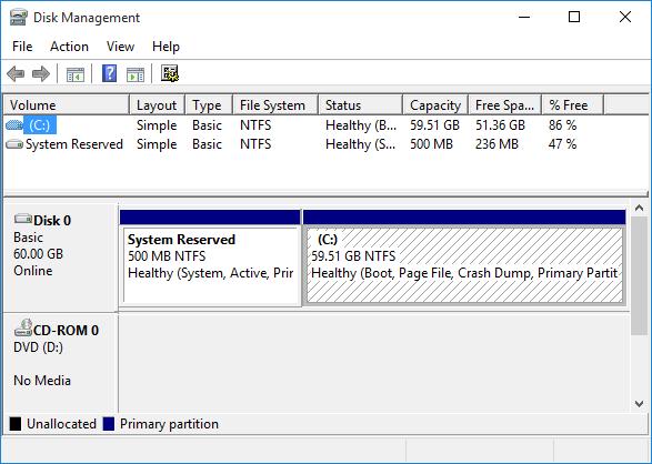 6 способов открыть управление дисками в Windows 10