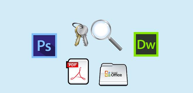 Как найти ключи продукта для установленного программного обеспечения в Windows