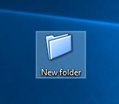 Как изменить значок папки с файлами в Windows 10