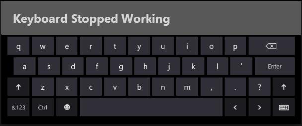 Клавиатура не работает после выхода Windows 10 из спящего режима