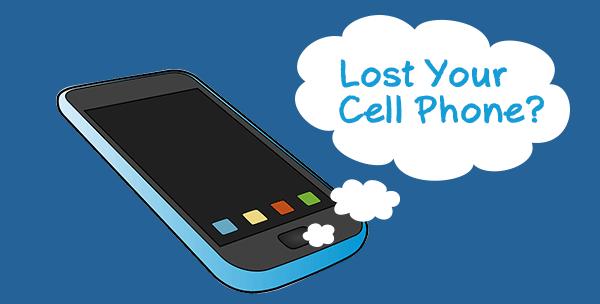 5 вещей, которые вы должны сделать, если потеряете мобильный телефон