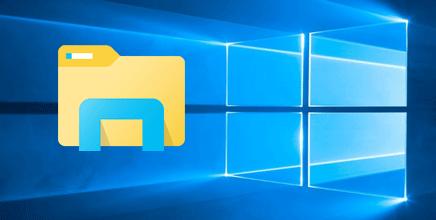 8 способов открыть проводник в Windows 10