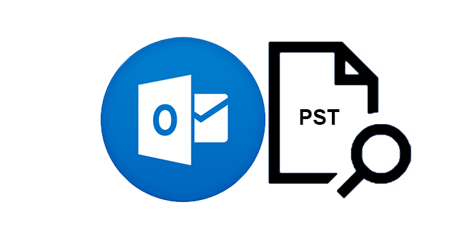 Как узнать, где находится файл Outlook PST