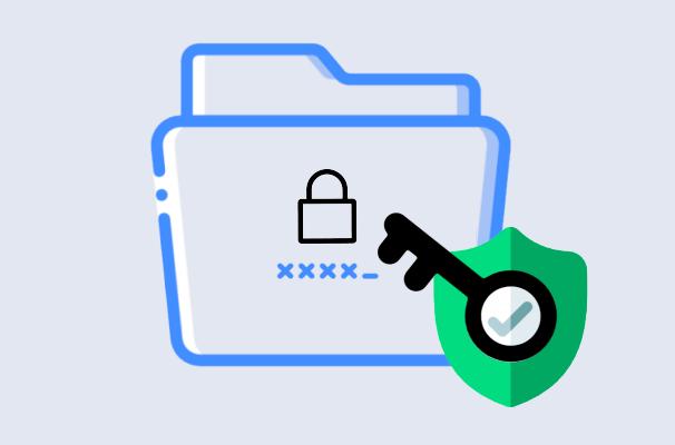 3 метода защиты важных папок в Windows 10