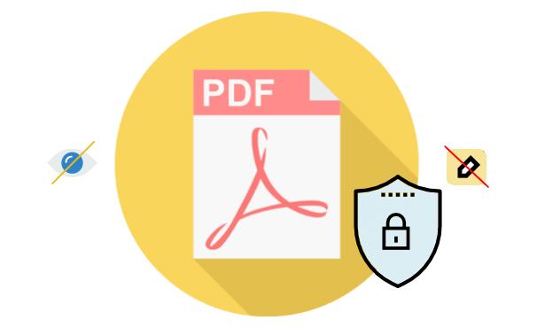 Как защитить паролем PDF-документ от открытия / редактирования