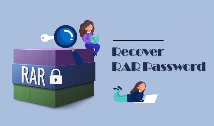 Как восстановить пароль для защищенного файла RAR с помощью графического процессора