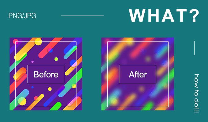 Как уменьшить размер изображения JPEG / PNG без потери качества в Photoshop