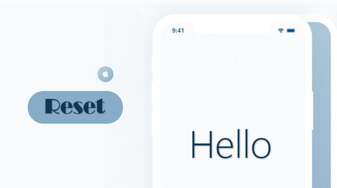 Как восстановить заводские настройки iPhone без пароля Apple ID или пароля