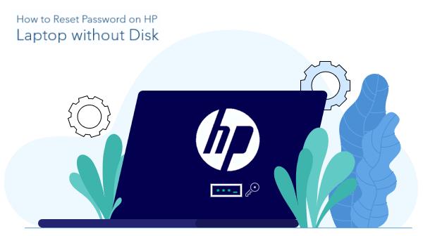 Как сбросить пароль на ноутбуке HP без диска