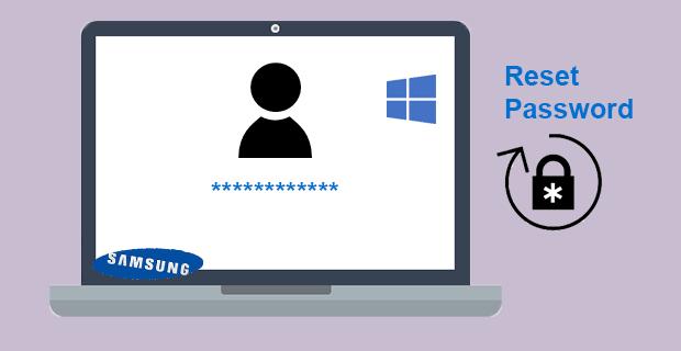 Как сбросить забытый пароль ноутбука Samsung в Windows 8.1
