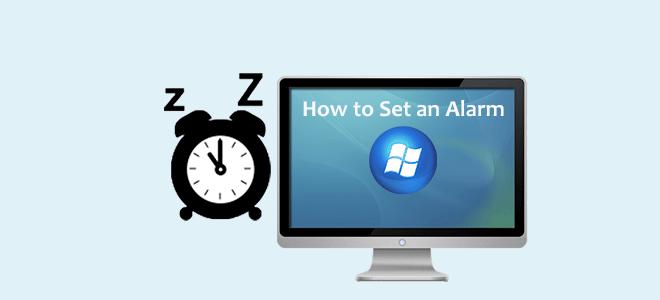 Как установить будильник на компьютере с Windows 10