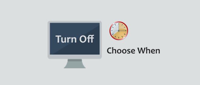 Как выбрать, когда выключать дисплей в Windows 10
