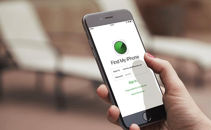 3 способа выключить Find My iPhone без пароля iCloud